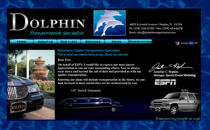 Dolphin Transportation